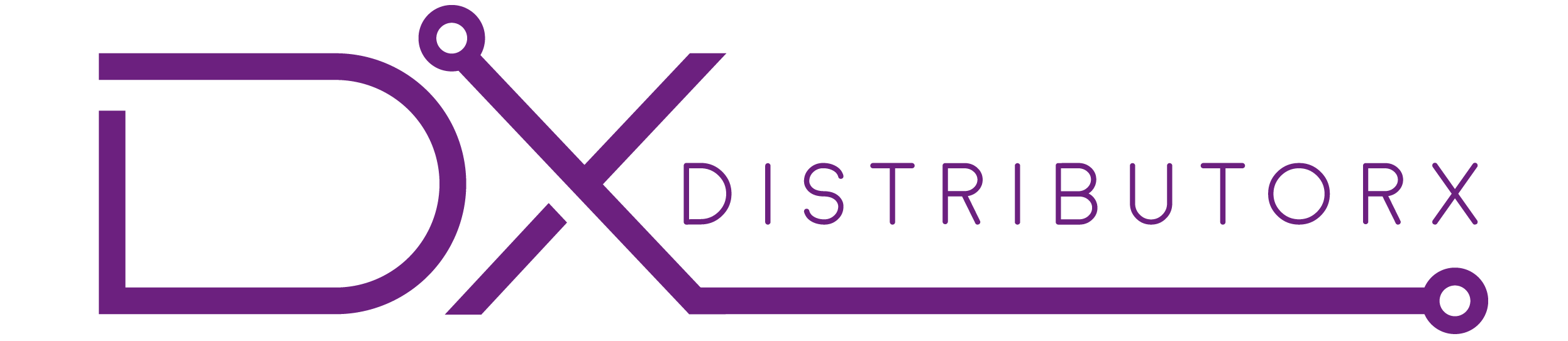 DistributorX Logo